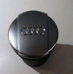 Posacenere Audi Alluminio per Portabibite  A3 A4 A5 A6 A7 A8 Q3 Q5 Q7