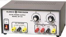 ELENCO XP-720K Triple AC/DC Power Supply Kit-solder version*****SPECIAL********