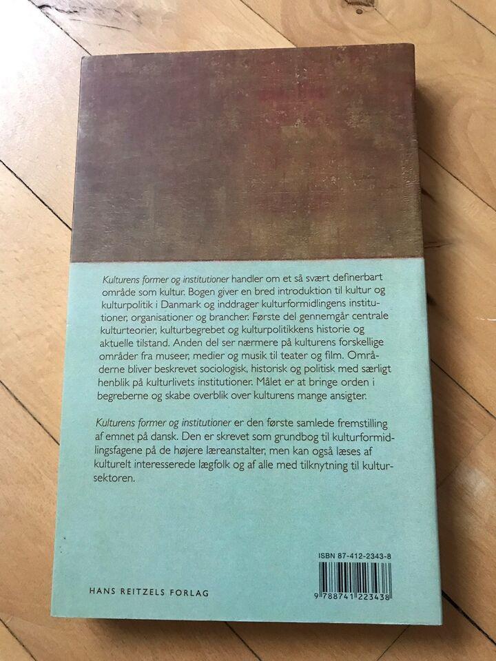Kulturens former og institutioner, Kristian