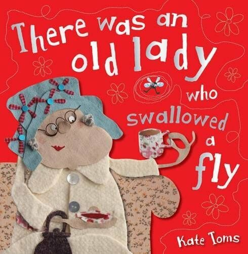 There Was an Old Lady Who Swallowed a Fly 1780656661 The Cheap Fast Free Post