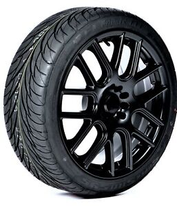 2-New-Federal-SS595-High-Performance-Tires-245-40R18-245-40-18-2454018-93W