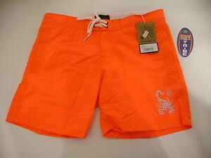 Beautiful Scorpion Bay Boardshort Shorts Sea Costume Mbs2751 67 Pink Fluo Size 28 Swimwear Men's Clothing