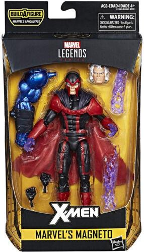 Marvel Legends ~ MAGNETO ACTION FIGURE ~ BAF Apocalypse ~ X-Men Series 3