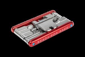 RFR Multi Tool 16 Red Mini mulitfunktionswerkzeug Rouge 16 fonctions