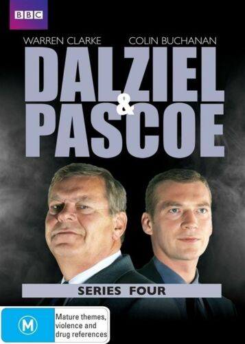 1 of 1 - Dalziel & Pascoe : Series 4 (DVD, 2011) R4 New, ExRetail Stock (D160)