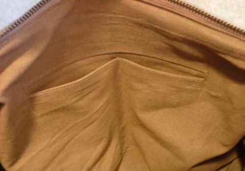 Lifestyle Tasche Shopper Einkaufstasche Tragetasche Tote Bag Canvas Lederriemen ZiuOkXP