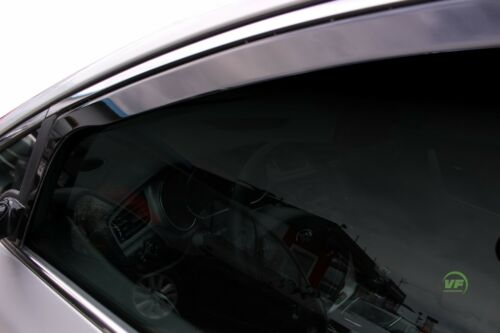 DKI20160 Kia CEE /'finca de 5 puertas 2012-2018 desviadores 4pc Heko teñida de viento