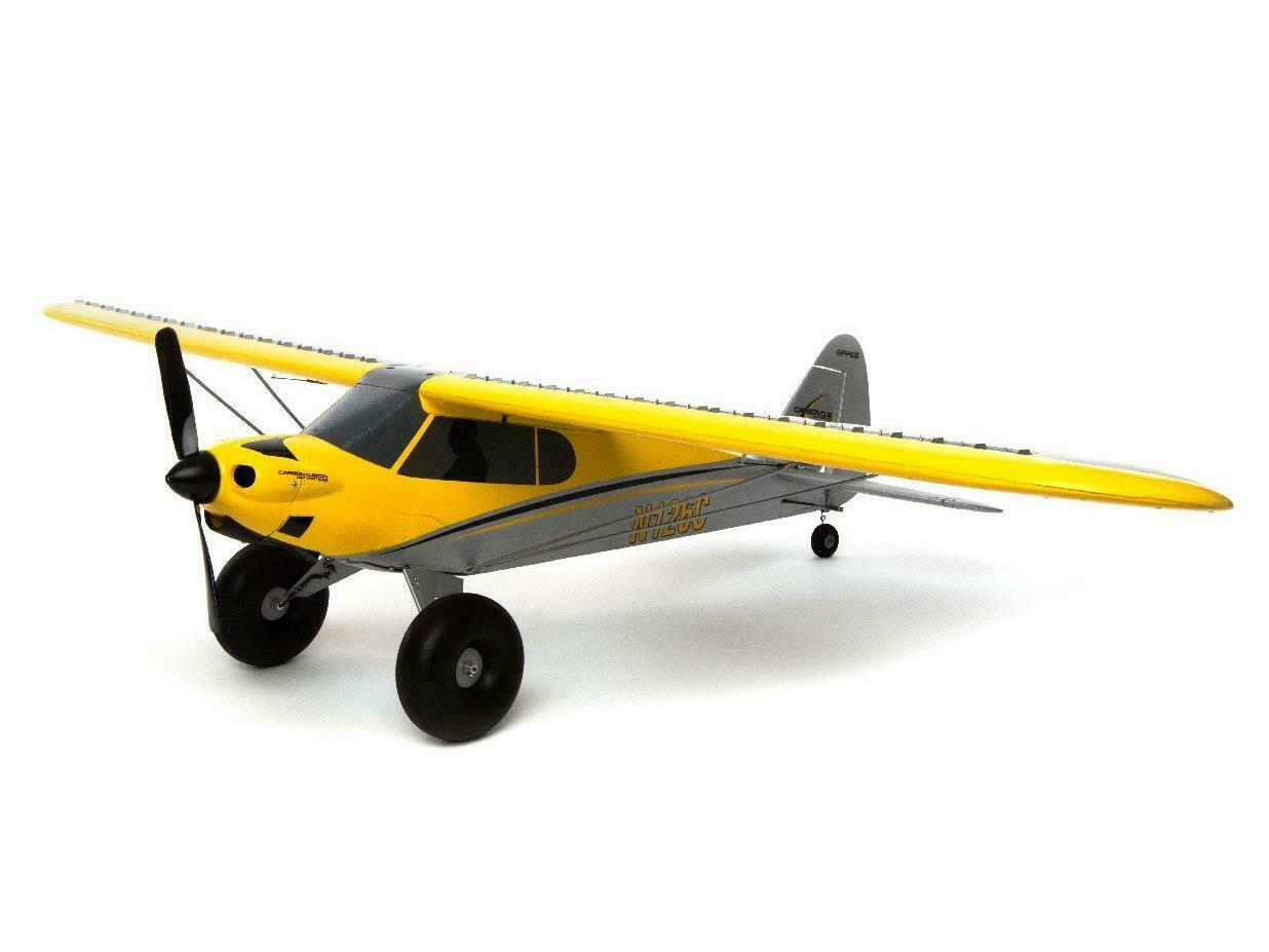 Hobbyzone Carbon Cub S+ 1300mm RTF HBZ3200 Ready To Fly With SAFE