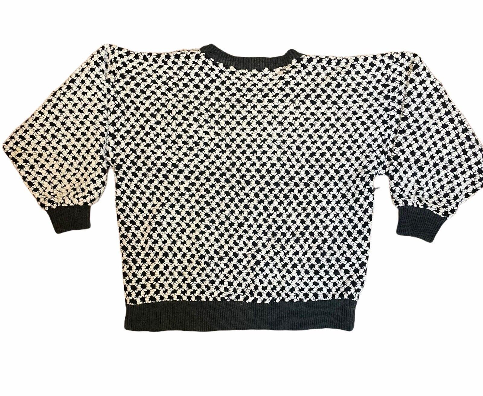 Vintage Varsity Football Sweater - image 2