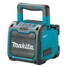 Makita XRM07 18 Volt Cordless Bluetooth Job Site Speaker - Bare Tool Only