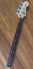 Fender Precision Bass Neck * Fretted/ Fretless * Parts Project