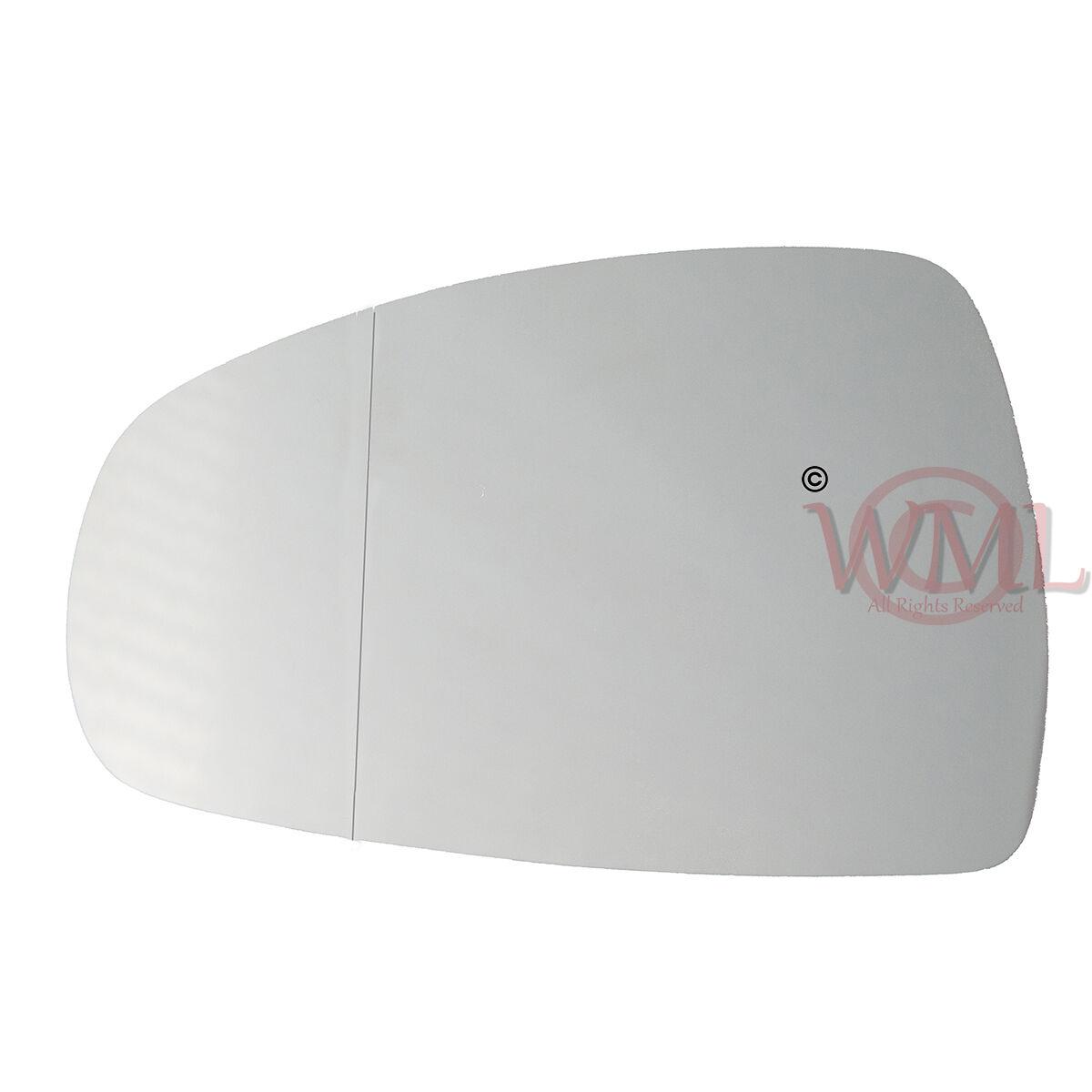 Wing mirror glass for AUDI A7 2010-2017 chauffant côté gauche convexe #A033
