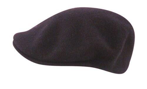 Kangol 0258bc Navy 504 Wool S Sizes Flat Cap Blue dark Navy Xl Hat Winter RwRZrxT
