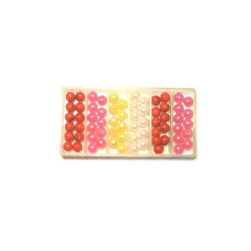 HC 341 Perlensortiment Grob 60 Stück