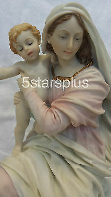 NEW Madonna Of The Harpies Statue Figures Sculpture Ship Immediately!!!