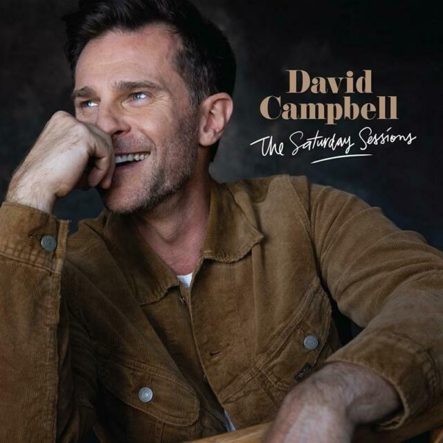 David Campbell-Saturday Sessions-CD
