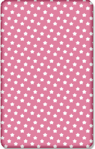 Safari pink 100/% COTTON FITTED SHEET WITH PRINTED DESIGN FOR BABY JUNIOR BED 160x80CM