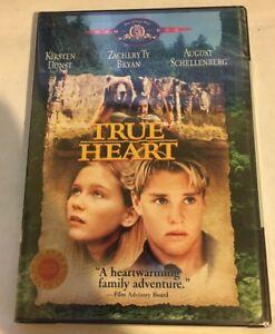 True-Heart-DVD-2005-BRAND-NEW-SEALED-Region-1-RARE-OOP-Kirsten-Dunst-1997