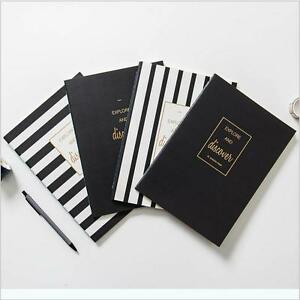 034-Discover-034-Lined-Notebook-Pack-of-4-Exercise-Book-Journal-Study-Planner-Agenda