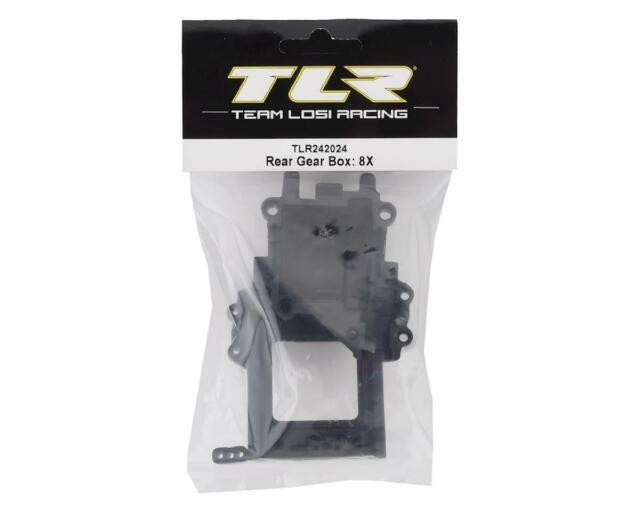 8XT Team Losi Racing 242043 Rear Gear Box
