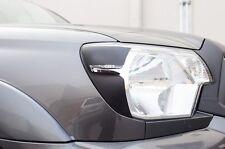 Custom Vinyl Decal Headlight Cover Wrap Kit for Toyota Tacoma 05-15 Matte Black