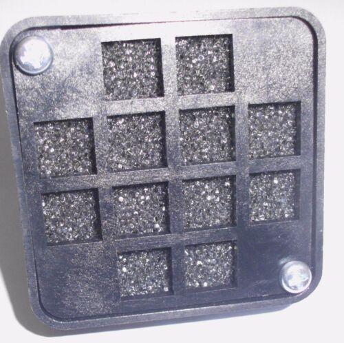 Filtre à air suffolk colt 75cc avec zenith carburateur remplace carré en métal type