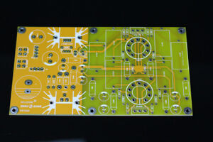 PRT-06A-12AX7-12AT7-Tube-preamplifier-bare-PCB-base-on-MATISSE-preamp-L7-34