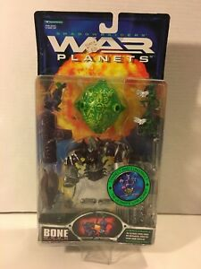 BONE-MOON-ALPHA-SHADOW-RAIDERS-WAR-PLANETS-TRENDMASTERS-1997-NEW