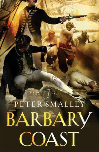 Barbary Coast (William Rennie 3),Peter Smalley- 9781844136889