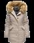 Marikoo-karmaa-senora-invierno-chaqueta-chaqueta-Parka-abrigo-forro-calido miniatura 38