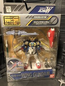 Bandai Mobile Suit Transforming Wing Gundam MSIA Figure Figurine MSIA
