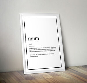 Sarcasm Definition Art A4 Paper Quote Poster Print Home Decor