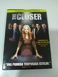 The-Closer-Primera-Temporada-1-Completa-4-x-DVD-Espanol-Ingles-3T