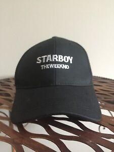 02d3853899c The Weekend Weeknd Starboy Star Boy Dad Cap Strapback Hat One Size ...