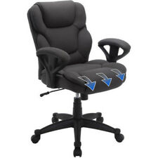 Item 5 Serta Office Chair Gray Mesh Fabric Big Tall Executive Computer Desk  High Back  Serta Office Chair Gray Mesh Fabric Big Tall Executive Computer  Desk ...