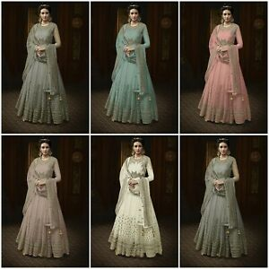 Indian-Pakistani-Shalwar-Kameez-Designer-Anarkali-Ready-Made-Salwar-Suit-Dress-N