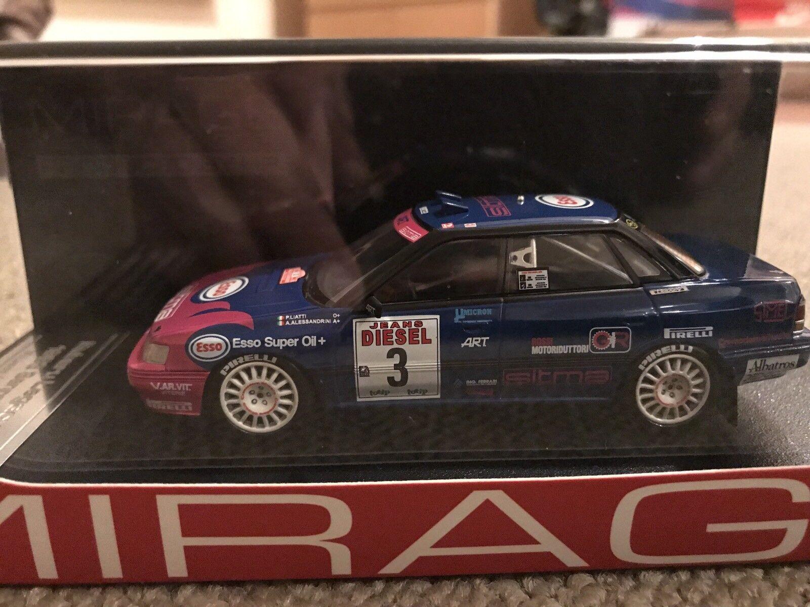 RARE Subaru Legacy RS  3 1993 San Remo Rally HPI  8271 1 43 STI WRX WRC