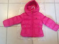 $309 Ralph Lauren Toddler Girls Winteracket-toddler 5