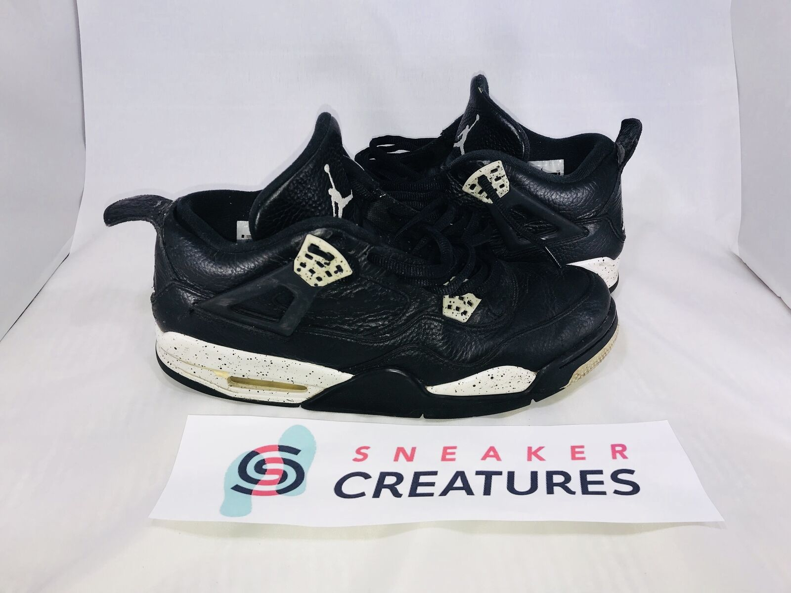 Jordan 4 Oreo 314254 003 Comfortable The latest discount shoes for men and women
