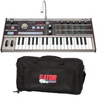 Korg Microkorg Synthesizer / Vocoder Performer Pak on sale