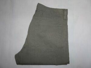 GAP-Pantaloni-Chino-Jeans-Da-Uomo-Pantaloni-Chino-Slim-Fit-Girovita-Taglia-W34-L34-34-034-L34-NUOVO