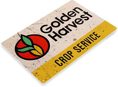 TIN SIGN Dekalb Seed Dealer Metal Garden Kitchen Farm Cottage Shop Store A905