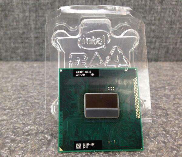 Het Beste Intel Core I5-2520m, Cpu / Processor, 2.50ghz, 3mb Cache, 5gt/s, Pga988, Sr048 Wees Nieuw In Ontwerp