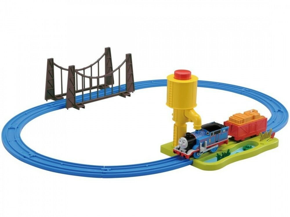 Takara Tomy Plarail Thomas and Friends Thomas Steam is Screaming Thomas Set