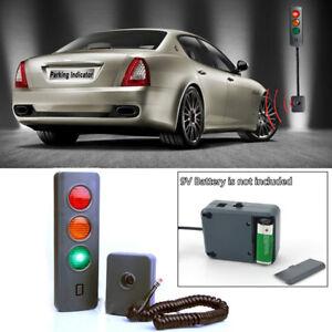 Smart-Car-Garage-Backup-Light-Indoor-Wall-Lamp-Traffic-Signal-Sensor-Stop-Light