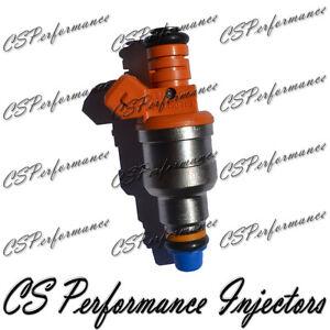 4 OEM Bosch Fuel Injectors Set 0280150432 Rebuilt by Master ASE Mechanic USA