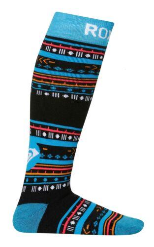 Roxy Girl/'s Pack of 1 Thermal Ski Snowboarding Socks