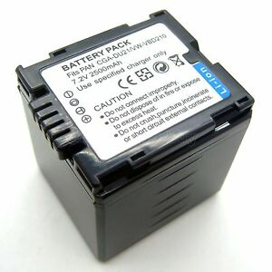 NV-GS21EB NV-GS17EB NV-GS25GN NV-GS22EB Battery Charger for Panasonic NV-GS10B NV-GS27EB Camcorder