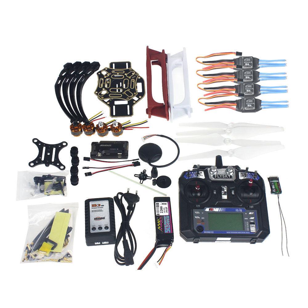 Alle rc - drohne quadrocopter flugzeuge kit f450-v2 rahmen apm2.8 fr gps - kamera