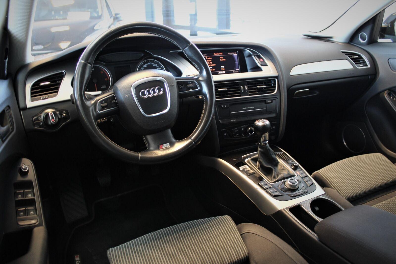 Audi A4 2,0 TDi 143 - billede 7